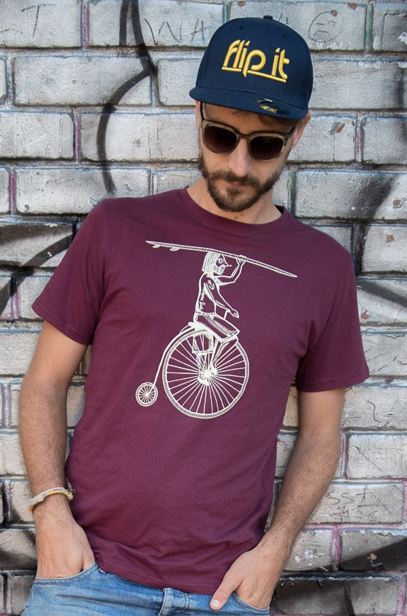 Penny Farthing T